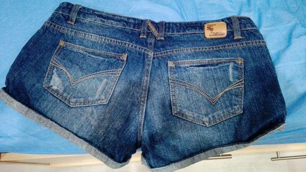 Imagen pantalón corto talla 38