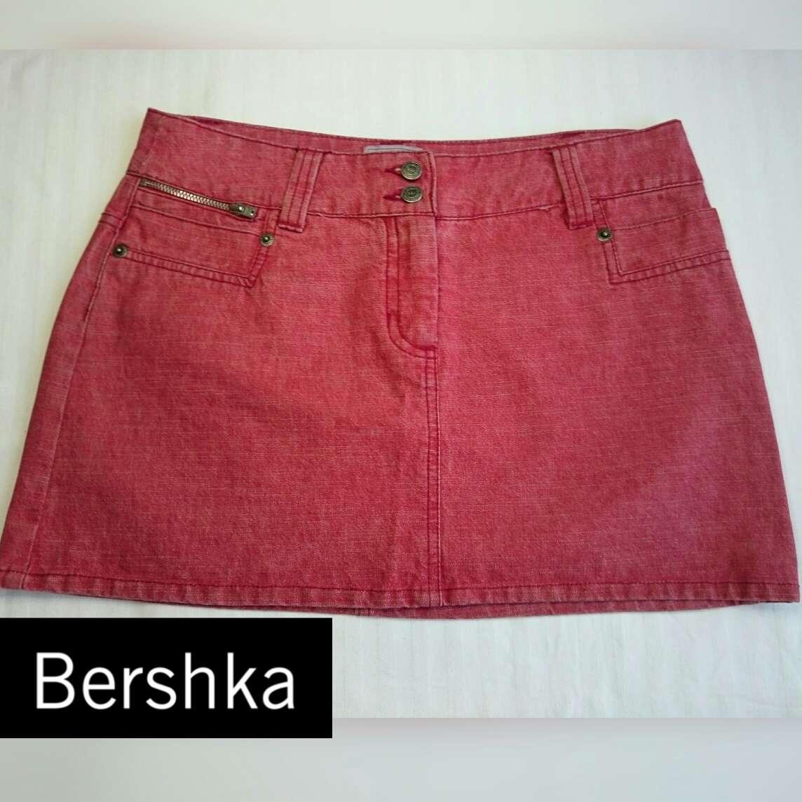 Imagen Minifalda roja vintage