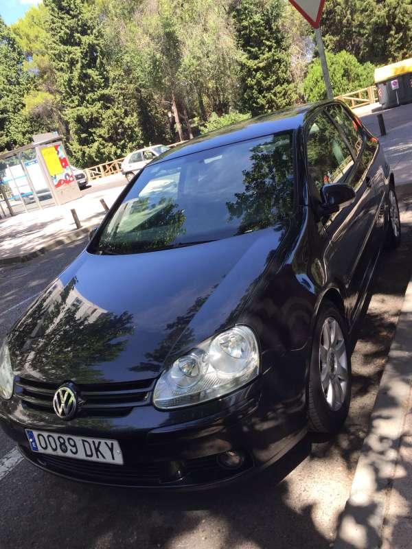 Imagen Volkswagen golf 1.6 trendline 2005