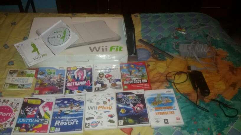 Imagen Wii negra.
