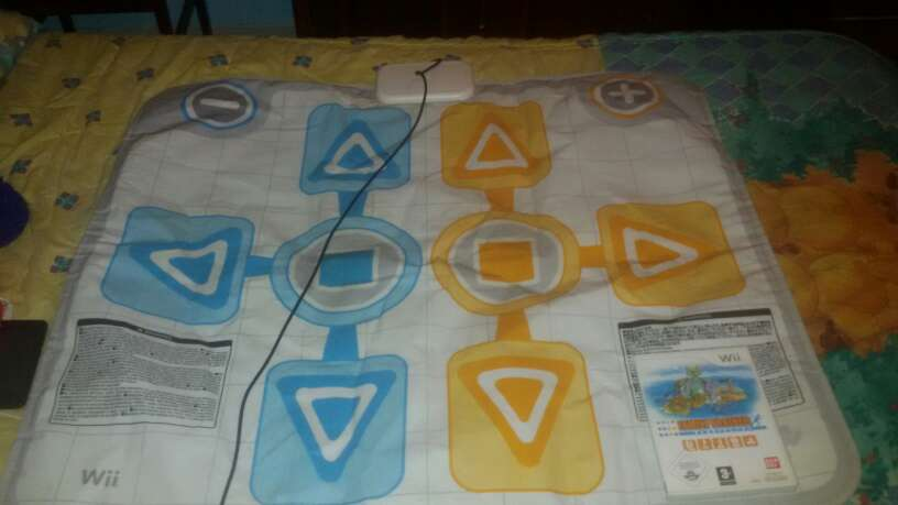 Imagen producto Wii negra.  2
