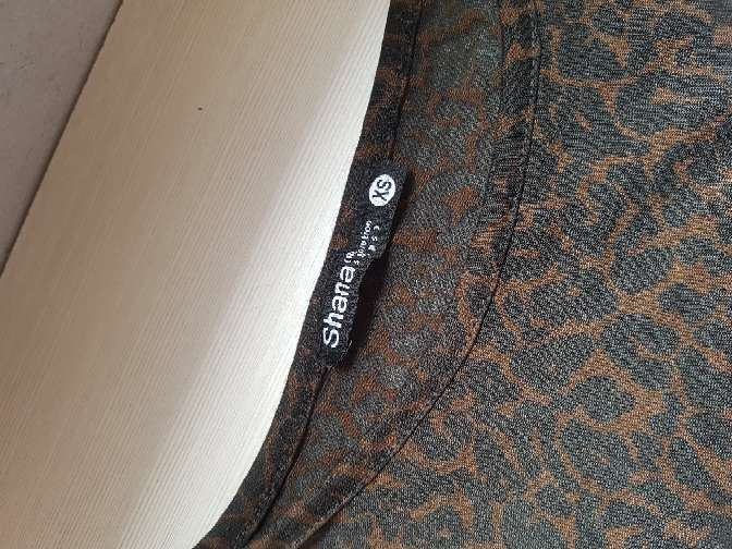 Imagen producto Camiseta suelta leopardo TXS  4