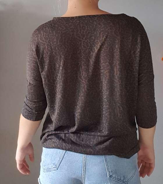 Imagen producto Camiseta suelta leopardo TXS  2