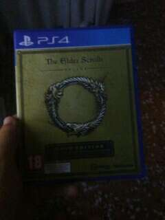 Imagen the elders scroll ps4