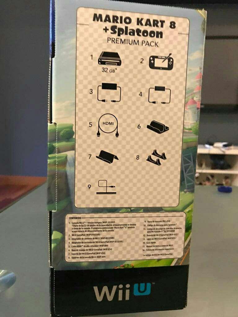 Imagen producto Wii U premium 2