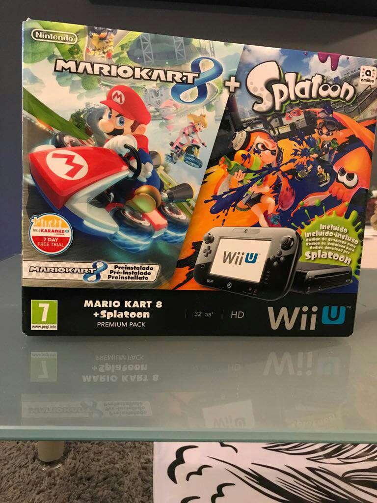 Imagen producto Wii U premium 4