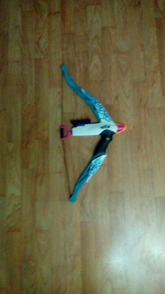 Imagen Arco Nerf nuevo para chica a mitad de precio.
