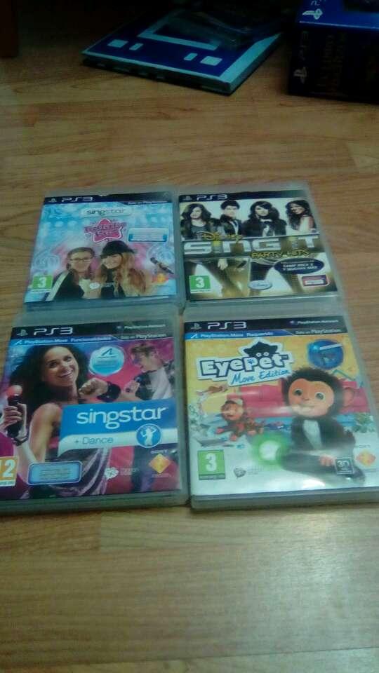 Imagen 4 juegos ps3.