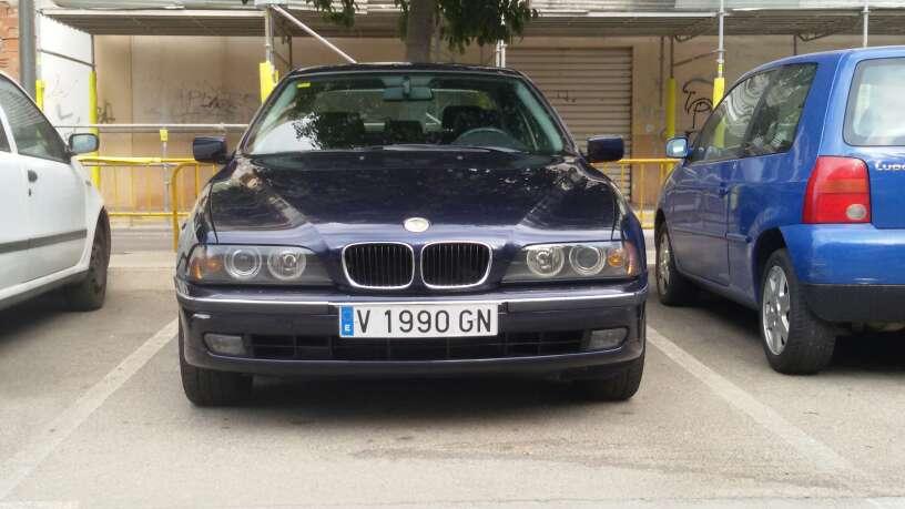 Imagen coche BMW 525 tds 143c