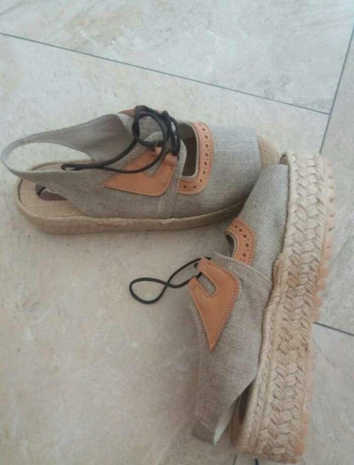 Imagen zapatos cuñas