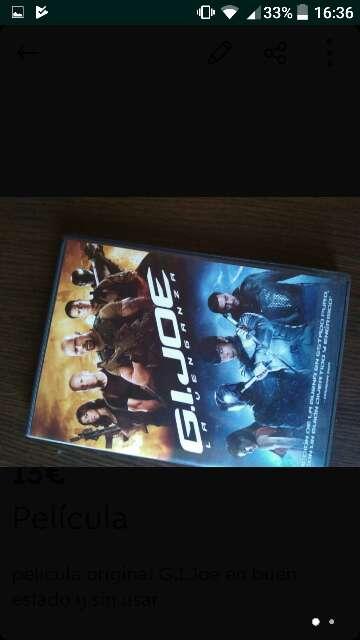 Imagen película G.I.Joe