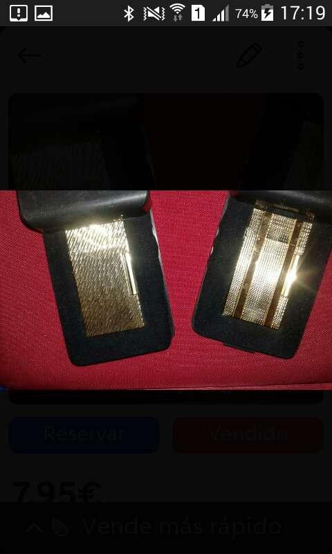 Imagen mechero chapado en oro