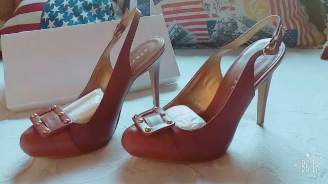 Imagen zapatos STEFANEL
