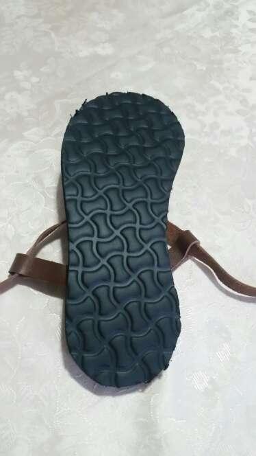 Imagen producto Nuevas! Sandalias artesanales en piel. 4