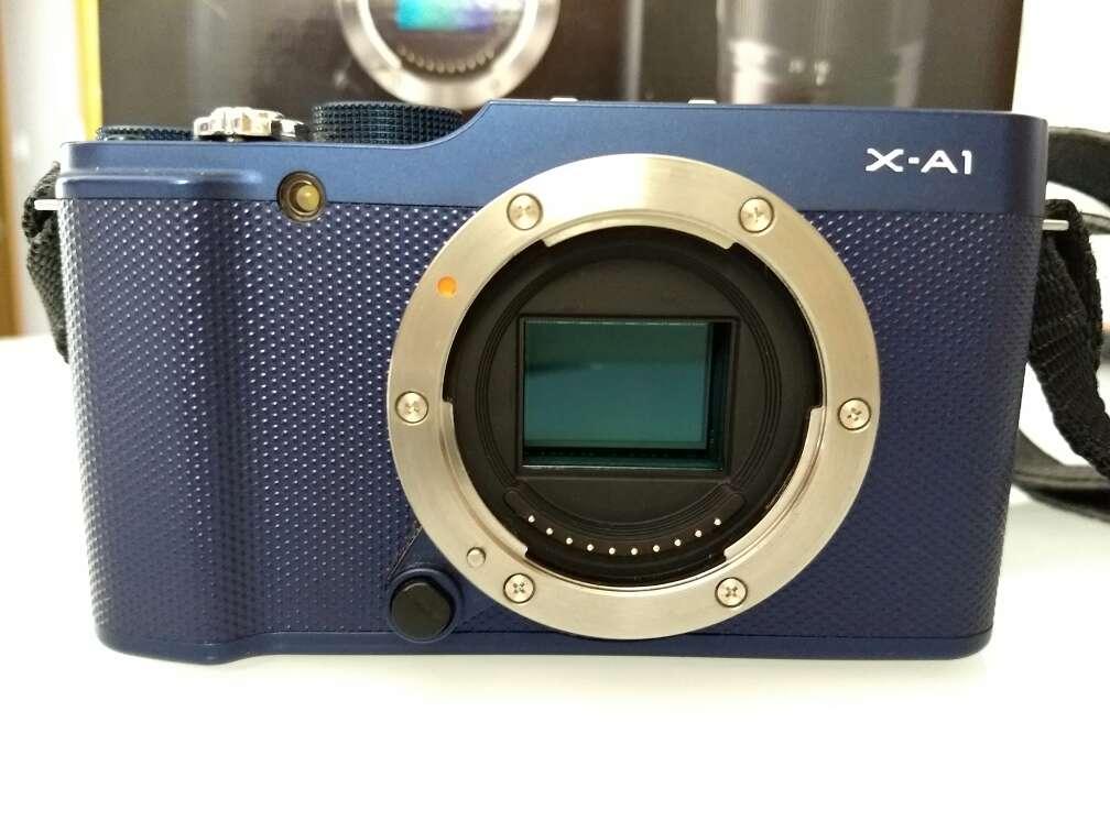Imagen producto Camara de fotos fuji xa1 3