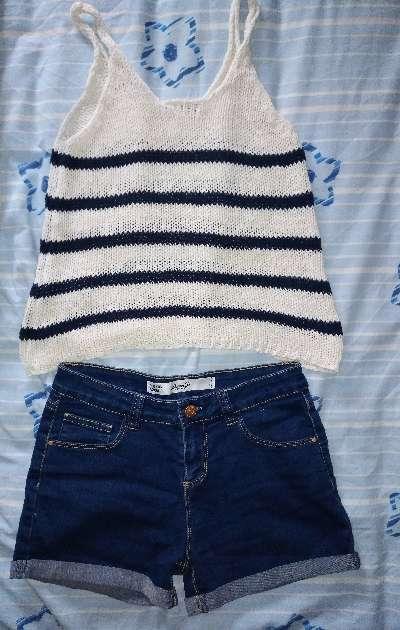 Imagen Top+Shorts