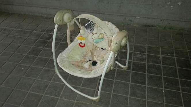 Imagen producto Balancin bebe 1