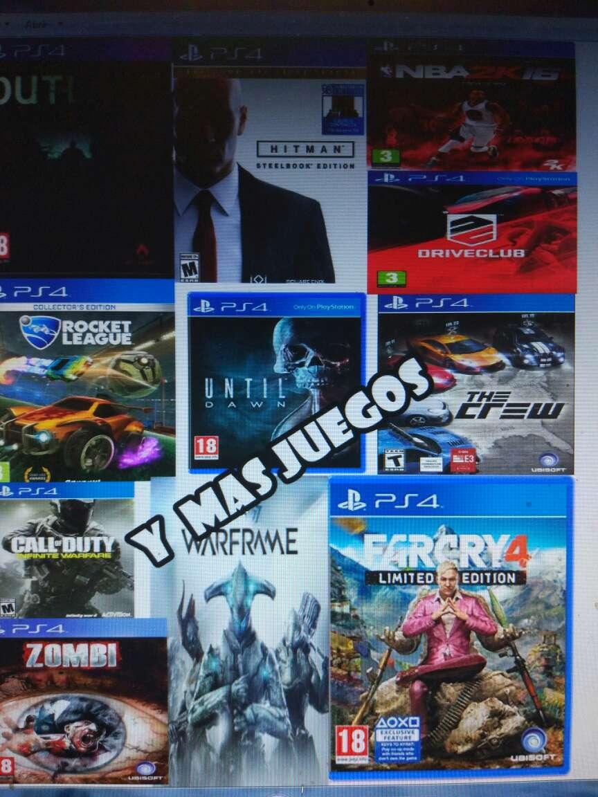 Imagen Oferta!!! juegos digitales