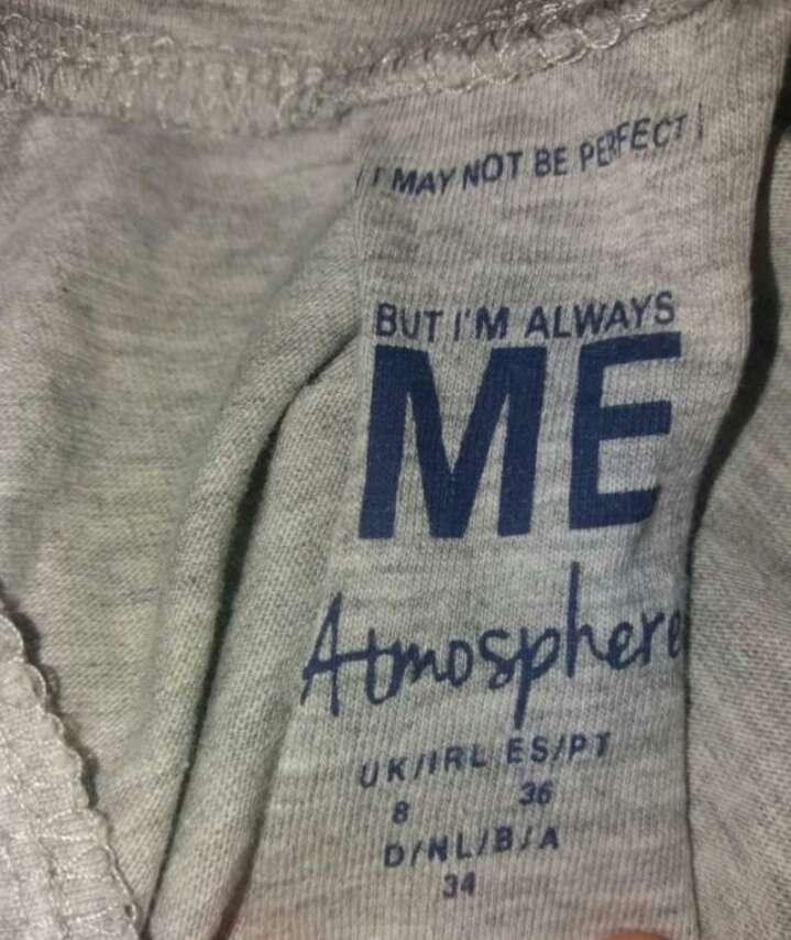 Imagen producto Camiseta primark 4
