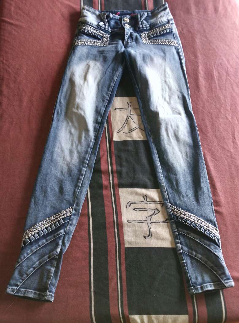 Imagen pantalones vaqueros