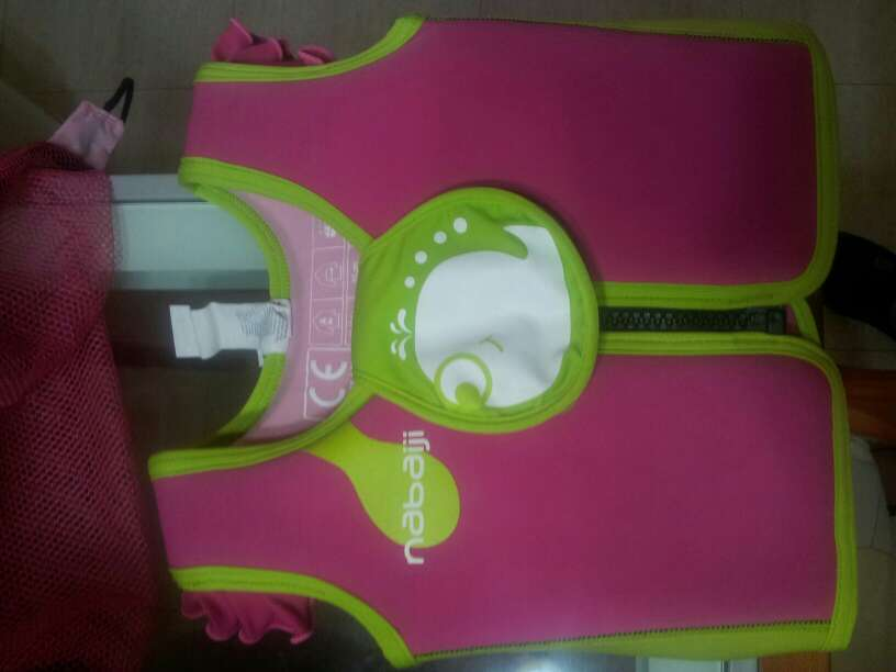 Imagen producto Chaleco salvavidas niña 1