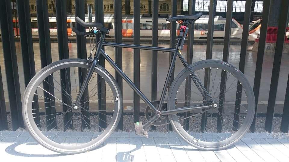 Imagen bicicleta fixie