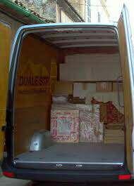 Imagen producto Transporte ligero mercancias 2