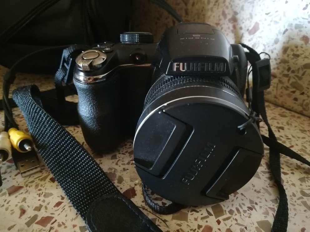 Imagen Cámara Fujifilm Finepix S4500