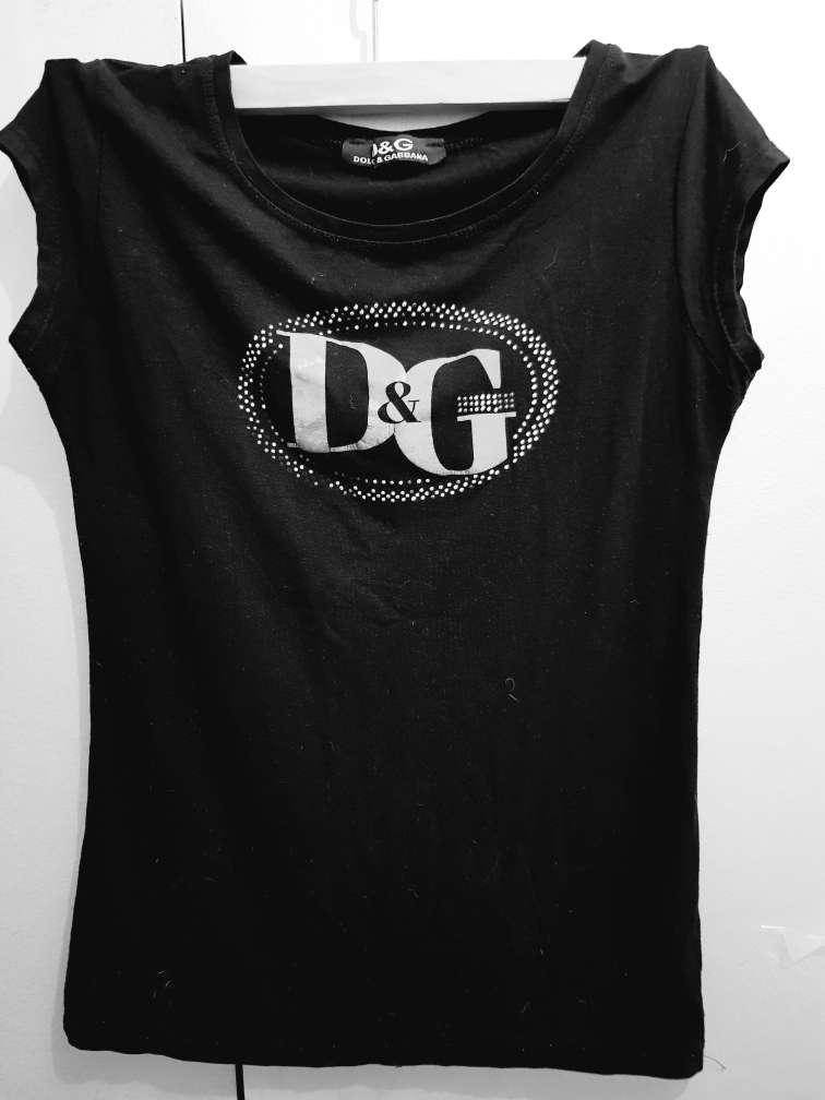 Imagen camiseta D&G