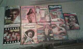 Imagen colección de revistas de rock 70/80/90