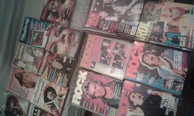 Imagen producto Colección de revistas de rock 70/80/90 3
