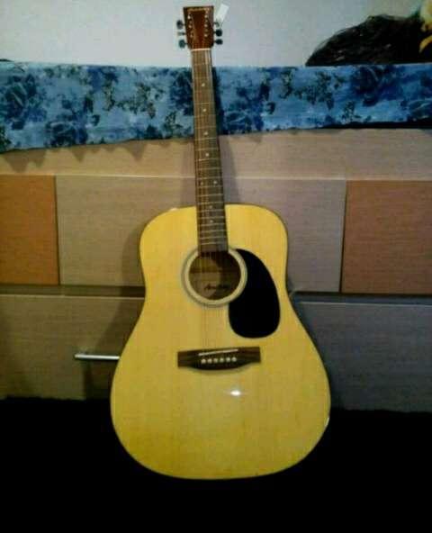 Imagen Guitarra con funda