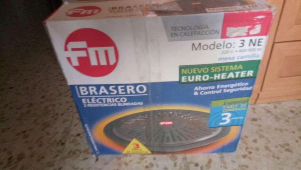 Imagen producto Brasero Electrico 2