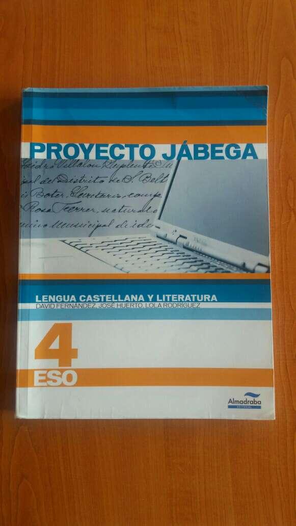 Imagen Libro Castellano 4 ESO
