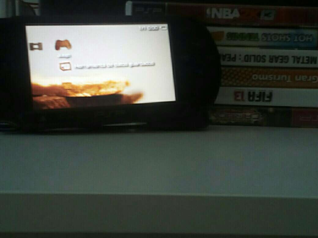 Imagen producto PSP con juegos incluidos 3