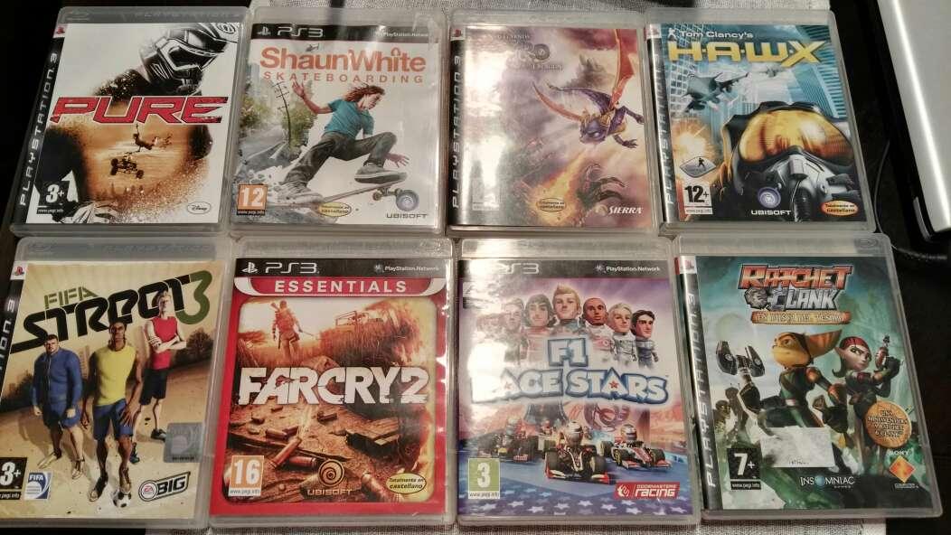 Imagen juegos de la ps3