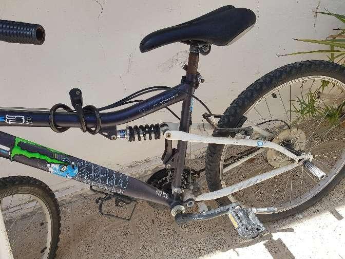 Imagen producto Bicicleta de 24