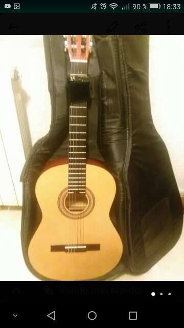 Imagen producto Guitarra Sonora sgn-450 1