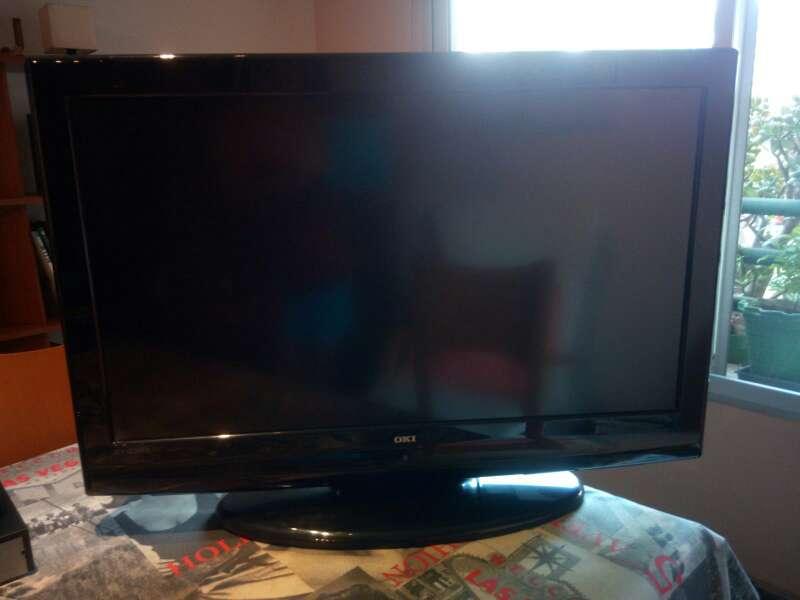 Imagen TV Oki y Home Samsung