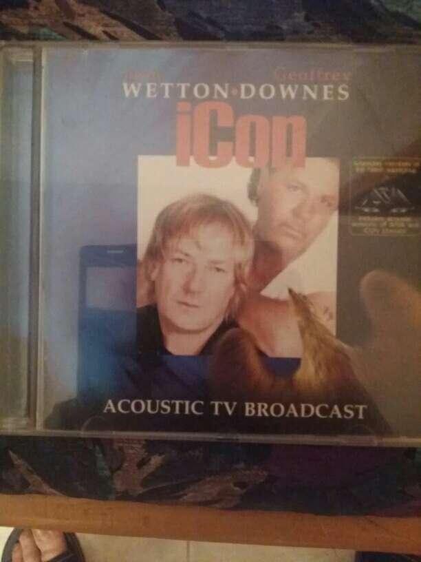 Imagen compro vinilos y cds de rock