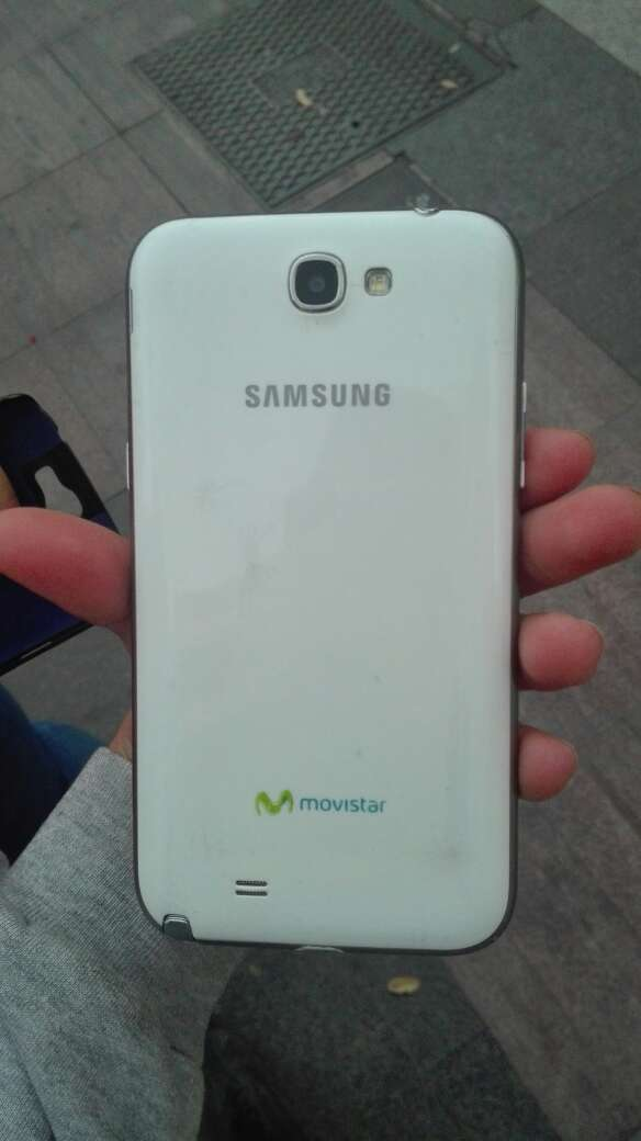 Imagen producto Samsung galaxy note 2 3