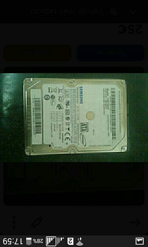 Imagen disconduro ordenador