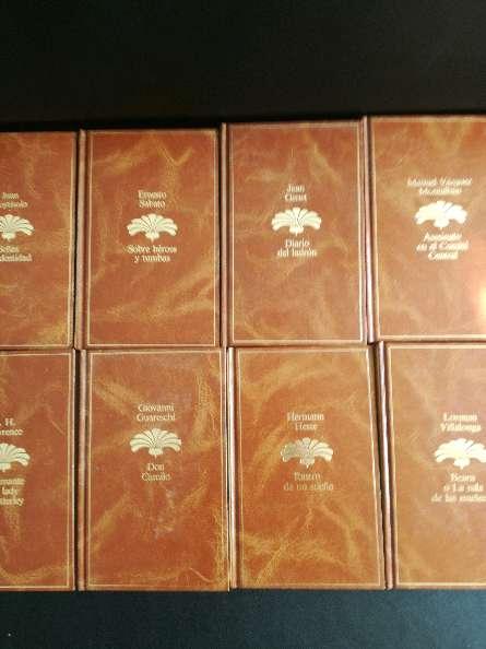Imagen producto Libros distintos escritores 2