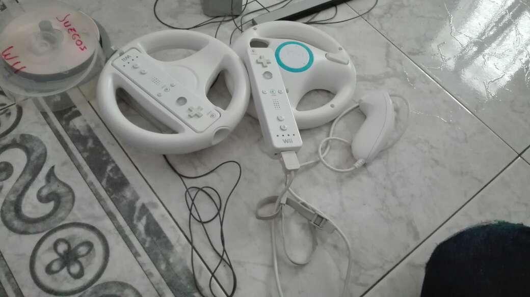 Imagen producto Wii con sus juegos 3