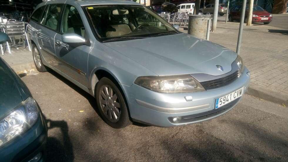 Imagen Renault laguna diesel