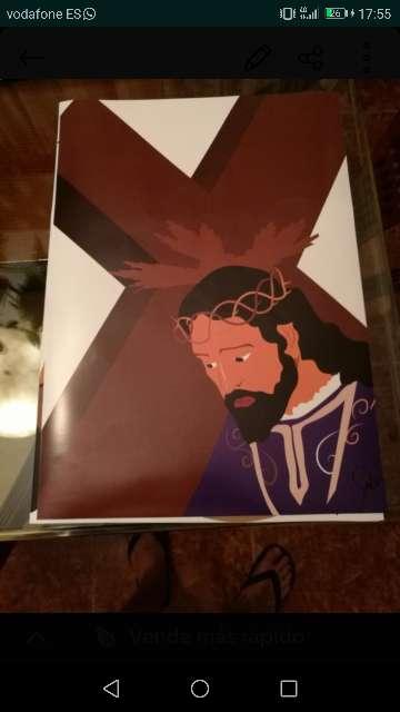 Imagen Retrato del Cristo