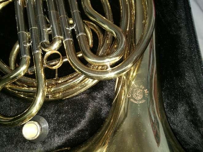Imagen producto Trompa(instrumento musical) 2