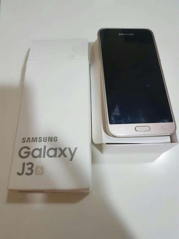 Imagen Samsung Galaxy J3 (2016)