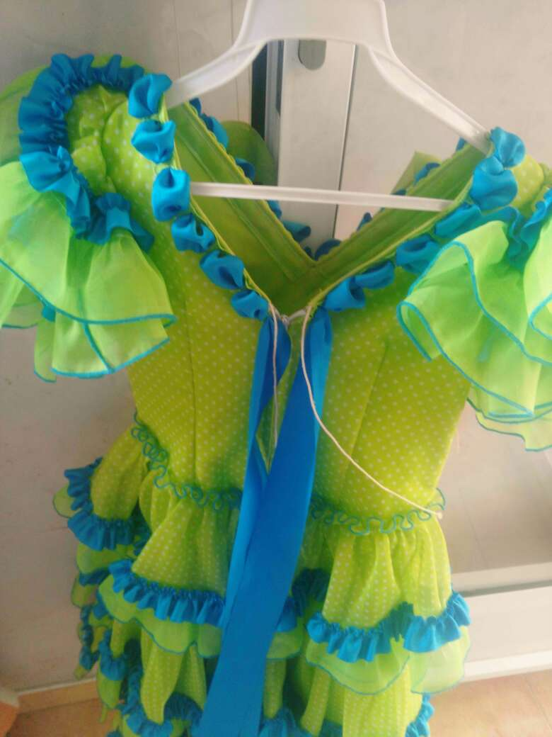 Imagen producto Vestido de gitana 3