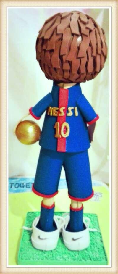 Imagen producto Leo Messi 10 (Fofucha) 2